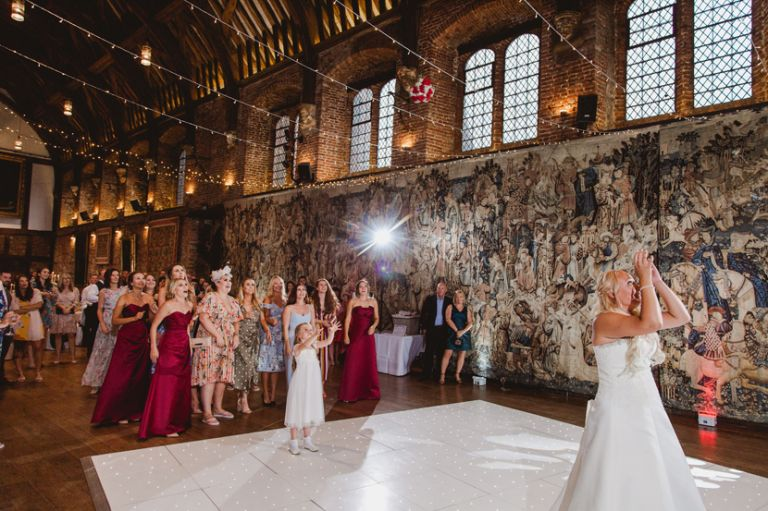 Hatfield House Wedding By Lincolnshire Wedding Photographers